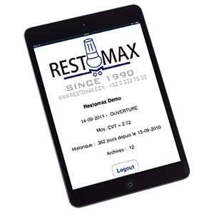 Restomax For Smartphone