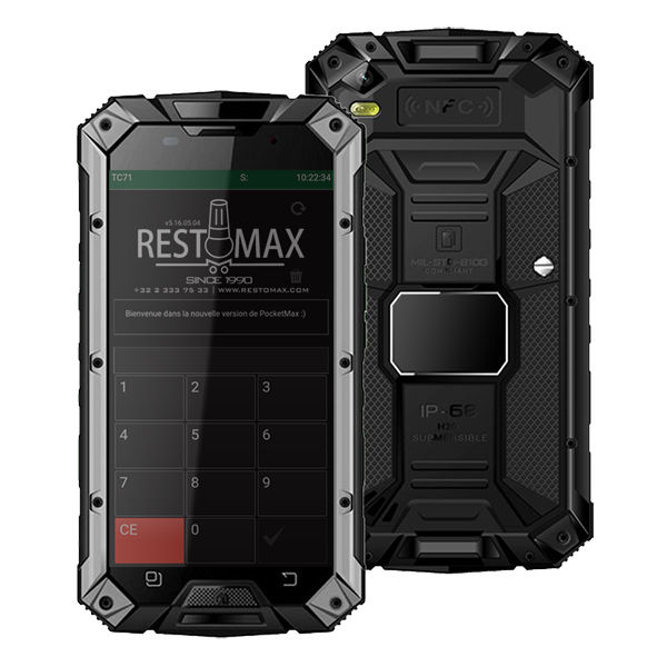 RESTOMAX POCKET